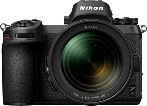 Nikon Z6 + 24-70 mm f/4.0 S Kit Main Image