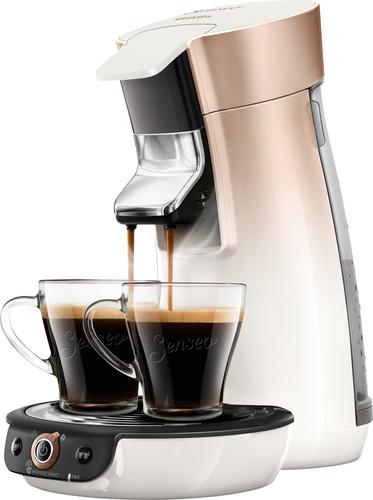 Philips Senseo Viva Café Duo Select HD6566 / 30 Rosé Copper Main Image