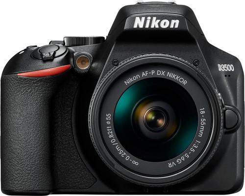 Nikon D3500 + AF-P DX 18-55mm f/3.5-5.6G VR Main Image