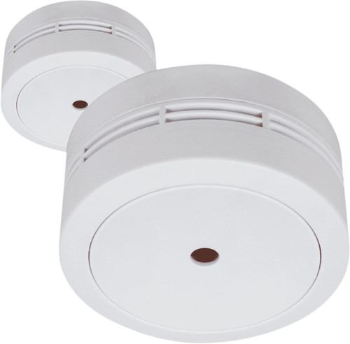 Elro FS7810 Compact Smoke Detector Duopack with 10 year battery Main Image