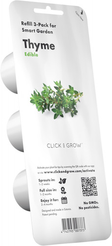 Thyme Refill 3-Pack for Smart Garden Main Image