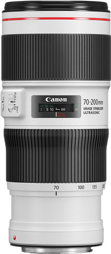 Canon EF 70-200mm f/4L IS II USM Main Image