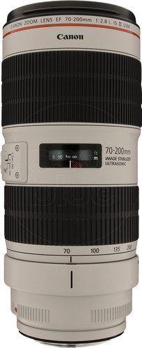 Canon EF 70-200mm f/2.8L IS III USM Main Image