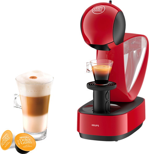 Krups Dolce Gusto Infinissima KP170510 Red Main Image