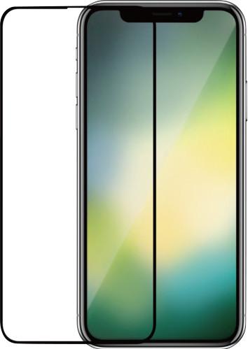 Azuri Protège-écran en Verre trempé pour Apple iPhone Xr/11 Noir Main Image