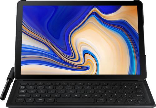 Samsung Galaxy Tab S4 Keyboard Cover AZERTY Main Image