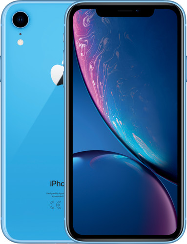 Apple iPhone Xr 256 GB Blauw Main Image
