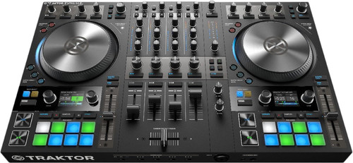 Native Instruments Traktor Kontrol S4 MK3 Main Image