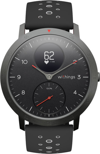 Withings Steel HR Sport Noir Main Image