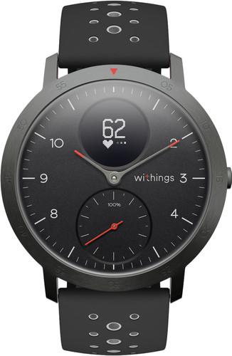 Withings Steel HR Sport Black Main Image