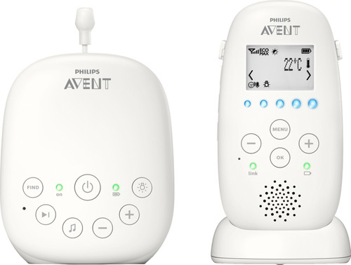Philips AVENT SCD723/26 DECT Main Image