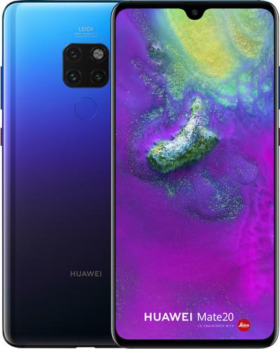 Huawei Mate 20 Violet