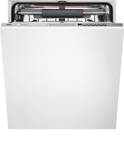 AEG FSE63806P / Built-in / Fully integrated / Niche height 82-90cm Main Image