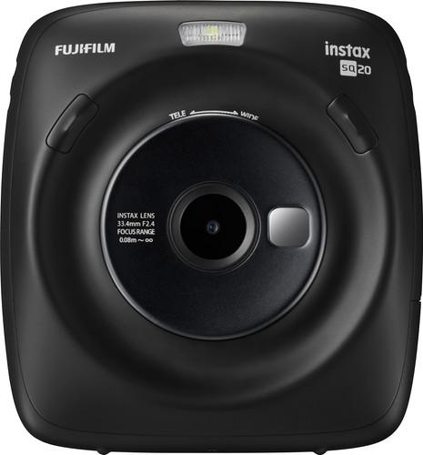 Fujifilm Instax SQUARE SQ20 Black Main Image