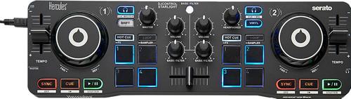 Hercules DJControl Starlight Main Image