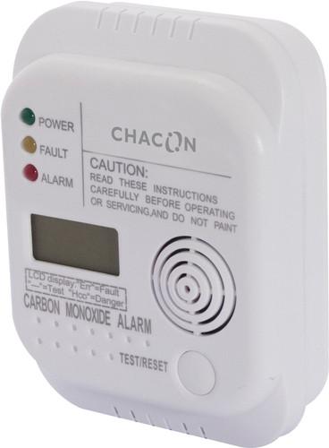 Chacon Détecteur de monoxyde de carbone Main Image