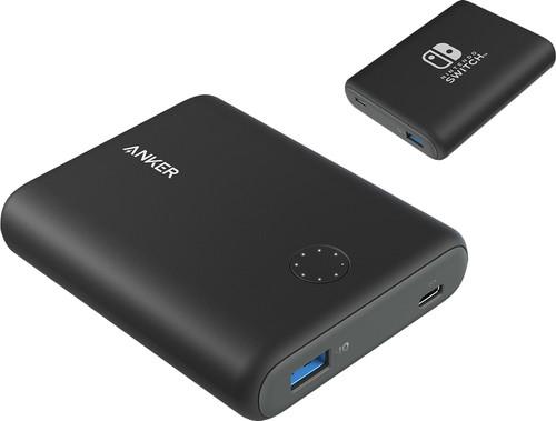 Anker PowerCore Speed 13 400 PD Édition Nintendo Switch Noir Main Image