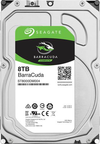 Seagate BarraCuda ST8000DM004 8 To Main Image