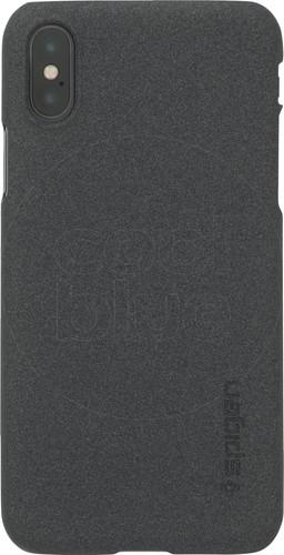 Spigen Thin Fit Apple iPhone Xs/X Back Cover Grijs Main Image