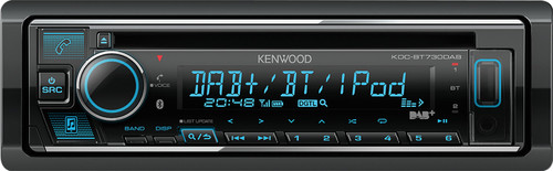 KENWOOD KDC-BT730DAB Main Image