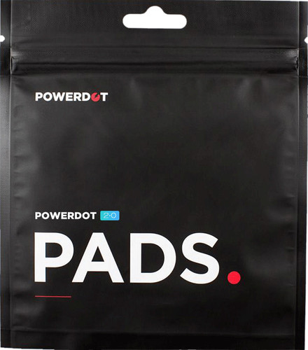 PowerDot Electrode Pads Red Gen 2 Main Image
