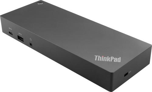 Lenovo ThinkPad Station d'accueil hybride USB-C et USB-A Main Image