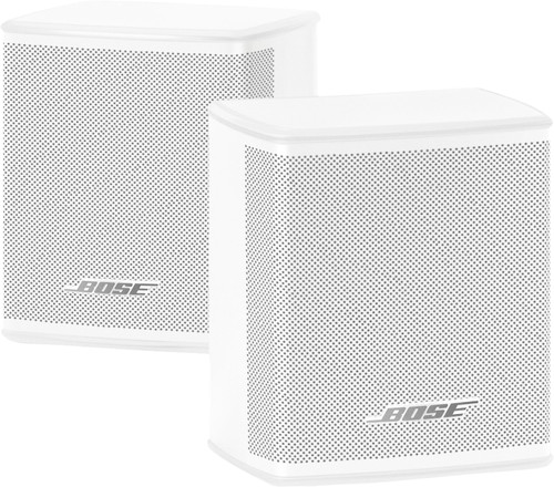 Bose Surround Speakers White Main Image