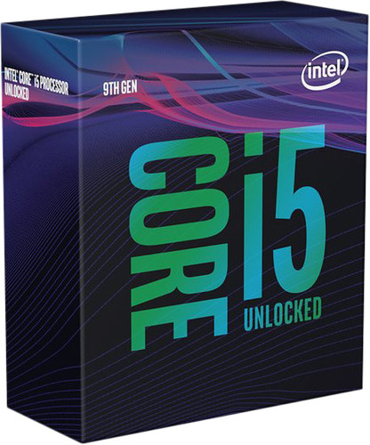 Intel Core i5 9600K Main Image