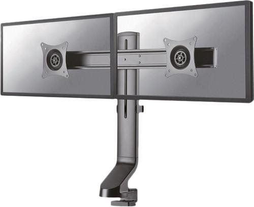 NewStar FPMA-D860DBLACK Support pour écran PC Noir Main Image
