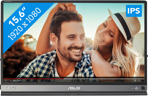Asus Zenscreen MB16AP Main Image