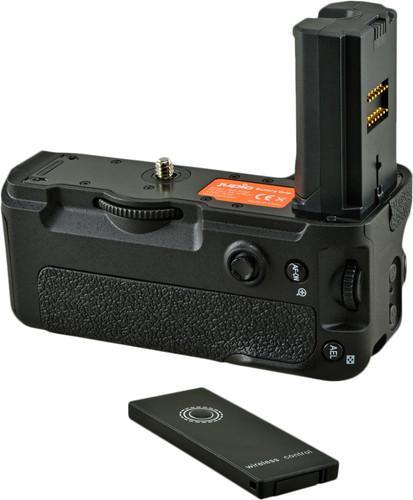 Jupio Battery Grip for Sony A9 / A7R III / A7 III (VG-C3EM) Main Image