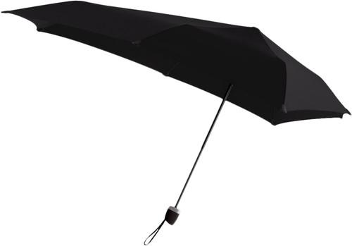 Senz ° Manual Storm umbrella Pure Black Main Image