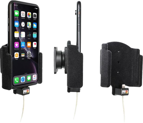 Brodit Padded Apple iPhone Xr / iPhone 11 Autohouder zonder Usb Kabel Main Image
