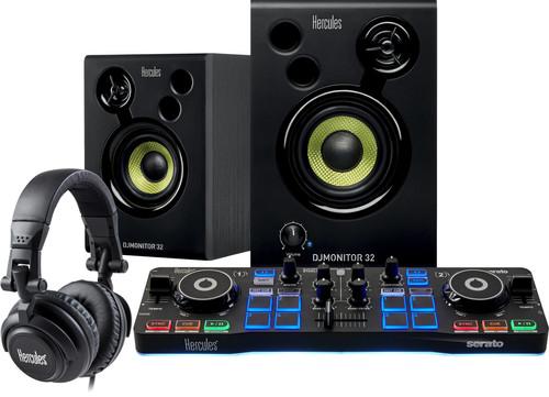 Hercules Kit de démarrage DJ Main Image