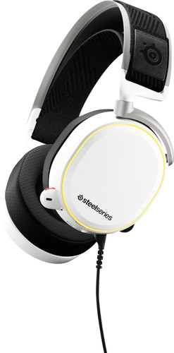 SteelSeries Arctis Pro + GameDAC Blanc Main Image