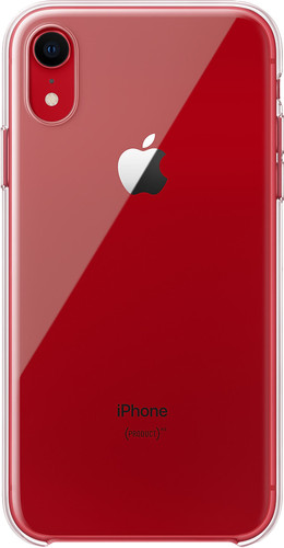 Apple iPhone Xr Clear Case Main Image