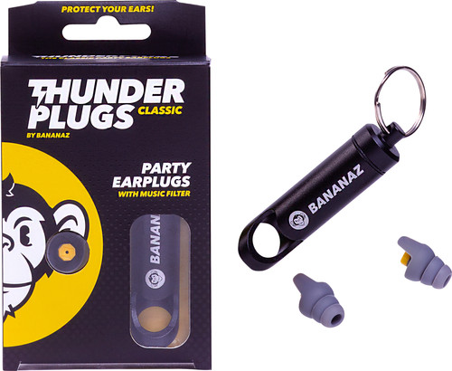 Thunderplugs Classic Bouchons d'oreilles Main Image