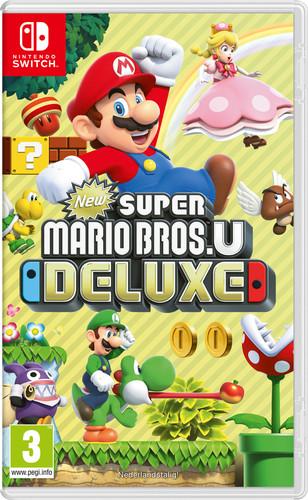 New Super Mario Bros. U Deluxe Switch Main Image