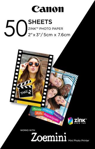 Canon papier photo ZINK (50 feuilles) Main Image