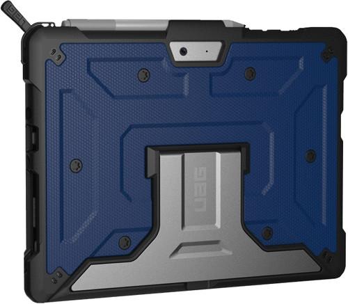 UAG Metropolis Microsoft Surface Go Book Case Bleu Main Image