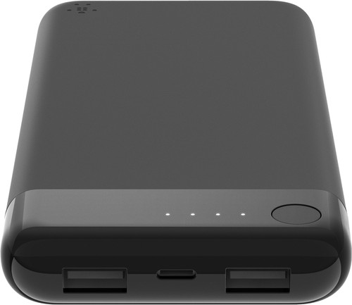 Belkin BoostCharge Lightning Powerbank 10 000 mAh Noir Main Image