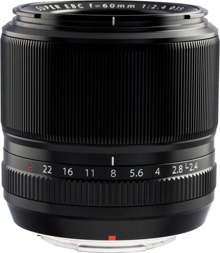 Fujifilm XF 60 mm f/2.4 R Macro Main Image