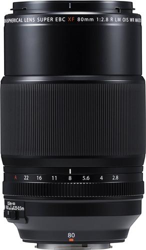 Fujifilm XF 80mm F2.8 R LM OIS WR Macro Main Image