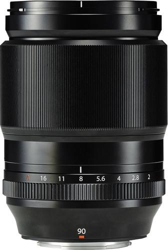 Fujifilm XF 90mm f/2.0 R LM WR Main Image