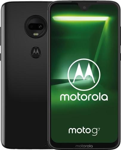 Motorola Moto G7 Noir