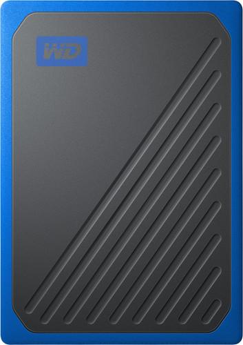 WD My Passport Go 500 Go Noir / Bleu Main Image