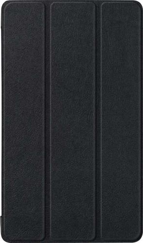 Just in Case Smart Tri-Fold Lenovo Tab E7 Book Case Black Main Image
