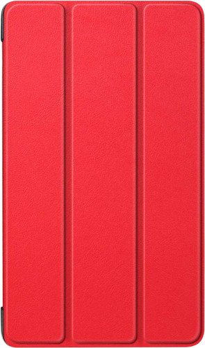 Just in Case Smart Tri-Fold Lenovo Tab E7 Book Case Rouge Main Image