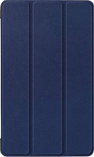 Just in Case Smart Tri-Fold Book case Lenovo Tab E8 Bleu Main Image