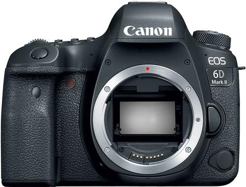 Canon EOS 6D Mark II Boitier Main Image